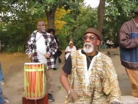 Prospect Park Drummers Grove