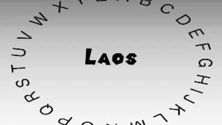 How to Say or Pronounce Laos