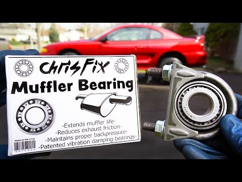 Thumbnail: How to Replace a Muffler Bearing