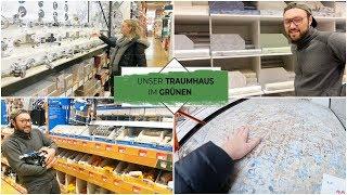 1300 Euro Baumarkt Haul 💸 | Neues Wc & Wandvertäfelung | Folge 17 | Isabeau