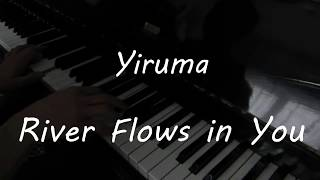 Yiruma - River Flows In You | Piano Cover | Easy |