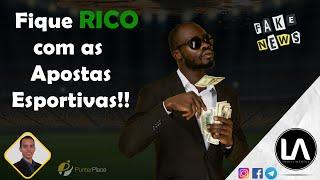 Investimento Esportivo NÂO te deixará 💰RICO💰!!