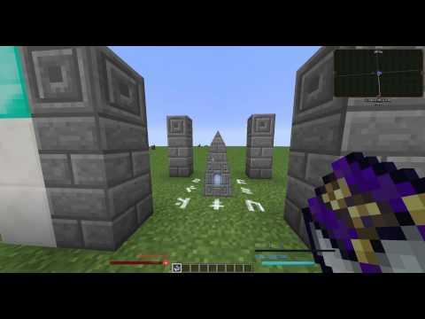 Nexus and Etherium Ars Magica 2 short tutorial