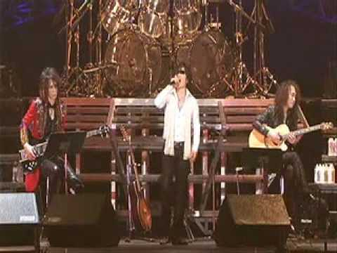 Mix - X Japan 2oo8 Forever Love (saddest version)