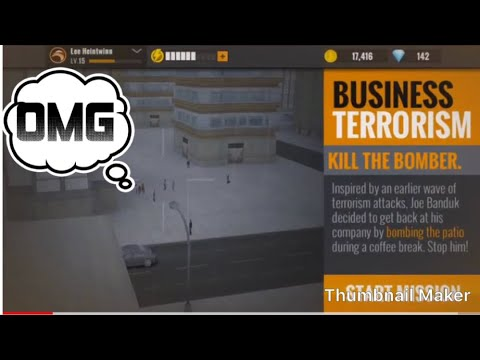 Business Terrorism, Sniper 3D, assassin shoot to kill Martinville