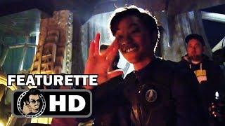 "STAR TREK DISCOVERY Official Featurette ""Behind the Scenes"" (HD) Sonequa Martin-Green CBS Series"