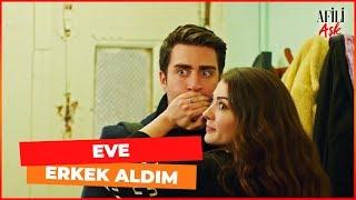 Ayşe, Kerem'i Gizlice Eve Aldı! - Afili Aşk 24. Bölüm