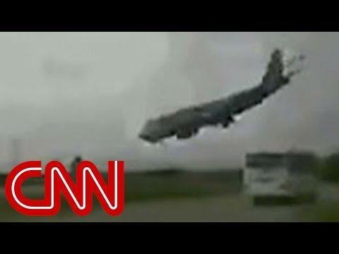 Viral video provides clues to 747 crash