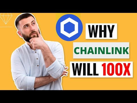 Chainlink LINK Price Prediction - Chainlink WILL X100 AND HERE IS WHY ?? - LINK Crypto