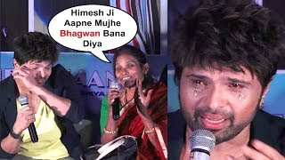 Ranu Mandal Makes Himesh Reshammiya Cry At Teri Meri Kahaani Song Launch