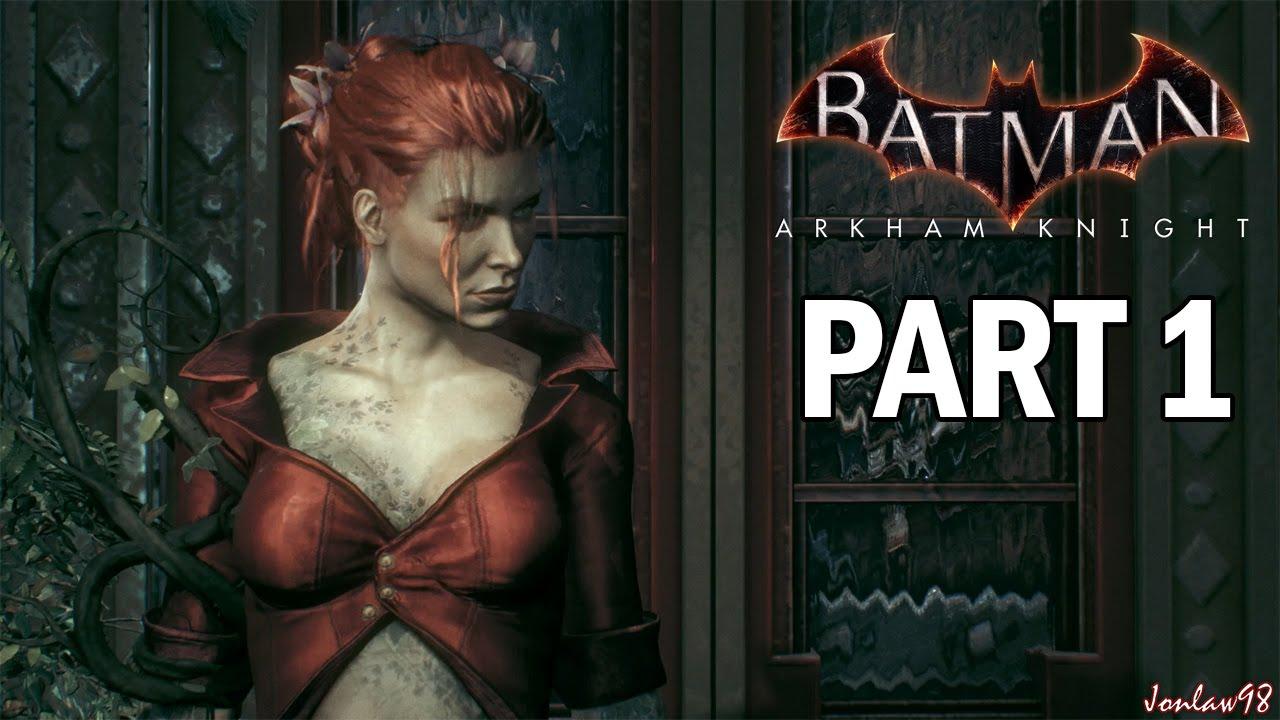 Batman Arkham Knight   Part 10   Walkthrough   Gameplay