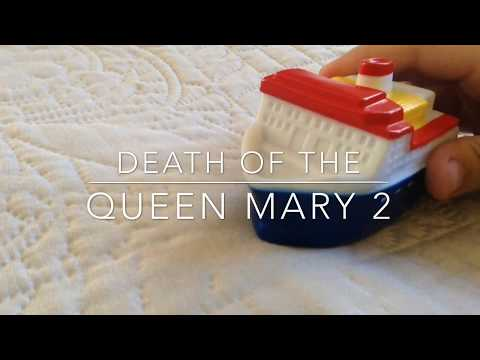 The death of the Queen Mary 2