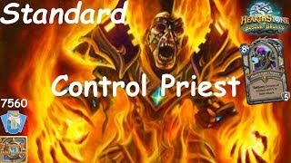 Hearthstone: Control Priest #4: Witchwood (Bosque das Bruxas) - Standard Constructed