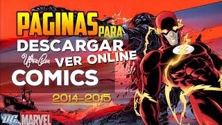 Descargar-Ver Comics Online Gratis en Español 2014-2015