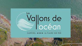Camping **** Les Vallons de l'Océan