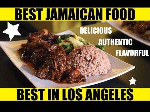 The BEST Jamaican Food In LA   Sattdown   BeIN California Ep.1 Season1