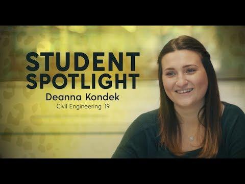 Student Spotlight: Deanna Kondek