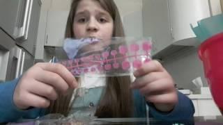 Обзор на 3 набора SWEET CARE SPA Video