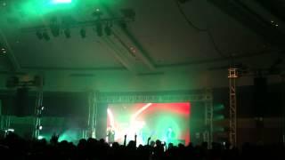 Summer Pop Medley 2012 - Sam Tsui and Kurt Hugo Schneider Live in Hong Kong