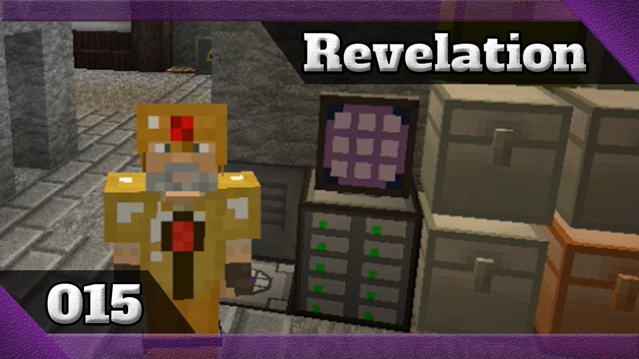 Minecraft 1 12 2 Ftb Revelation Ep15 Começando O Applied