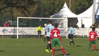 Top 10 goals - World Final - Danone Nations Cup 2016