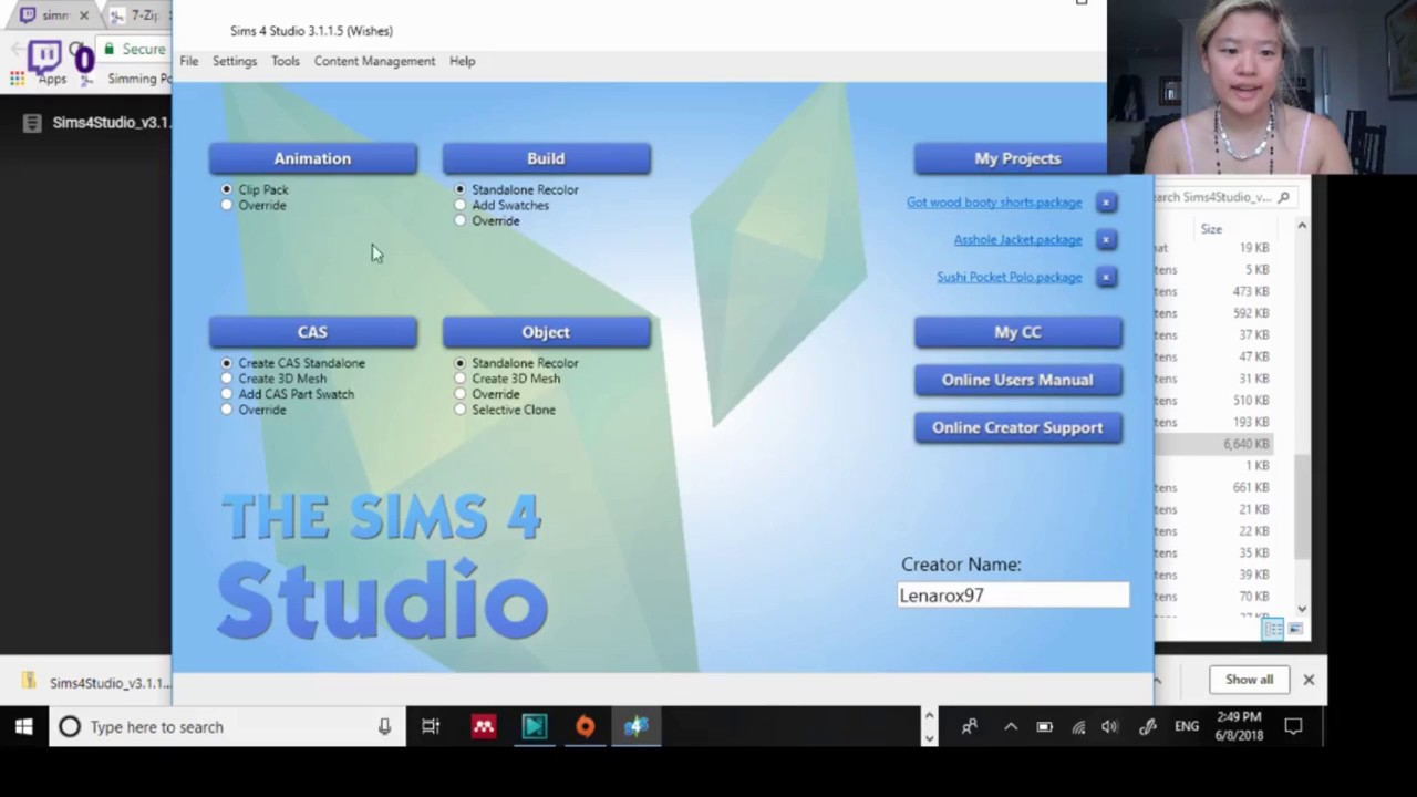 Sim Body Texture Templates | Sims 4 Studio