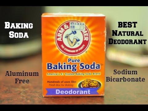Get BAKING SODA- BEST NATURAL DEODORANT Pics