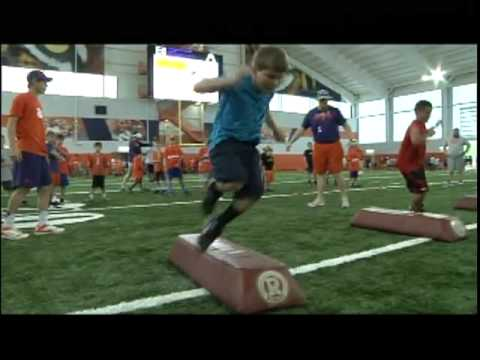Dabo Swinney 2013 Youth Football Camp - Session 2