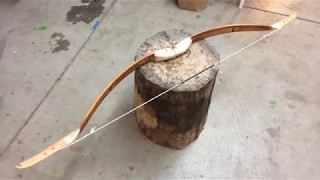 Mead Bamboo Horse Bow!
