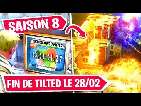 EPIC GAMES NOUS TROLL DEPUIS LE DEBUT !! (FIN DE TILTED + SAISON 8)