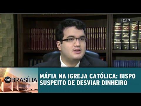 Mafia na igreja católica: bispo suspeito de desviar dinheiro