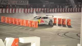 red bull drift Dubai 2013