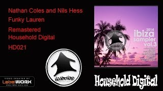 Nathan Coles and Nils Hess - Funky Lauren (Remastered) Sample