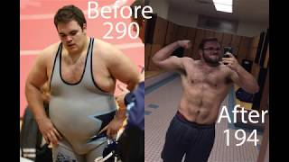 Fat to Fit | 96 pounds Body Transformation | Weightloss motivation | 18 years old