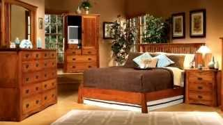 Innomax® - Mission Creek Solid Wood Bedroom Furniture Features And Benefits Video