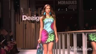 Irina Shayk desfila para Desigual en Barcelona 080 | Modalia