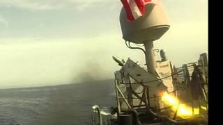 Griffin Missile Exercise