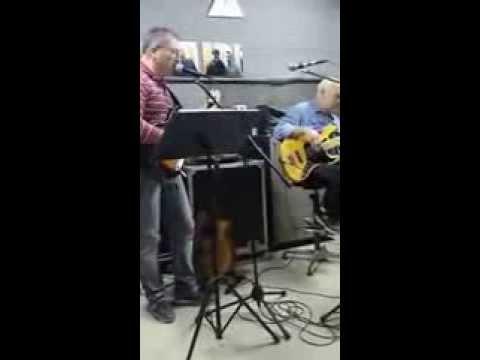 new Hyksos   prove live   Senza  Luce   dic 2013