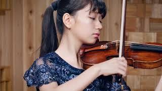 SoHyun Ko,  Violin concerto Nº 5 by Henri Vieuxtemps