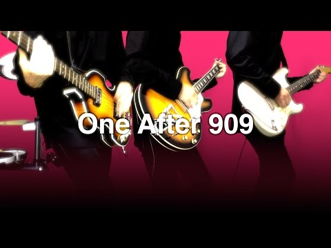 One After 909 - The Beatles karaoke cover