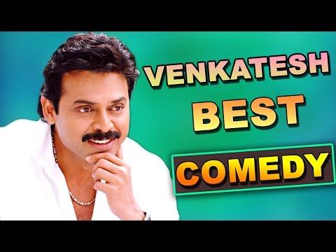 Venkatesh Best Back to Back Comedy Scenes  Shalimarcinema
