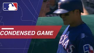 Condensed Game: TEX@DET - 7/8/18