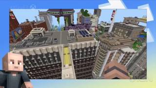 Minecraft Xbox One Cross-Platform E3 Stage Demo