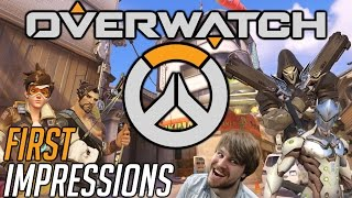 "Overwatch First Impressions ""Is It Worth Playing?"""