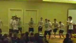 Haganah Dance- Invite 2008