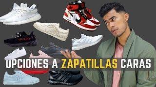 Opciones Baratas Para Zapatillas CARAS (GIVEAWAY)