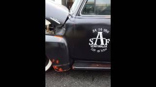 CUMMINS 4bt Diesel powered 54' Chevy Truck