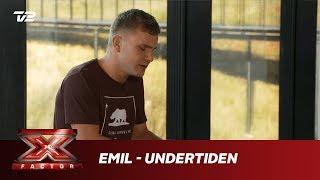 Emil synger 'Undertiden' - Søren Huss (Bootcamp)   X Factor 2019   TV 2