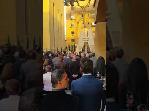 В Ливане в присутствии президента Арцаха открыли монумент Независимости Армении