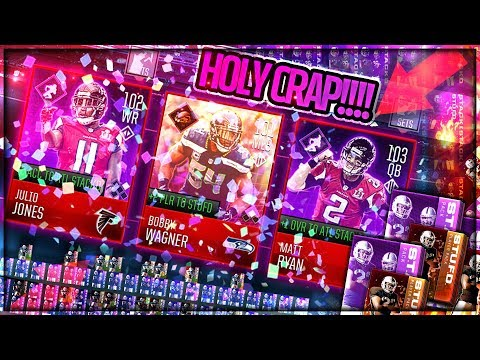 60 STACKD + STUFD PACKS!!! 100,000,000 COIN OPENING! 7 SUPER STACKD PLAYERS PULLED! WTF?!